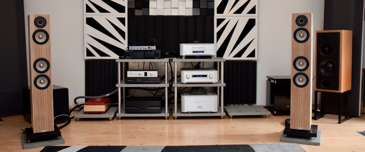 ESOTERIC, LUXMAN, BRYSTON, COCKTAIL AUDIO, QUESTYLE, FABER'S-POWER, PENAUDIO, ATC, MAGNEPLANAR