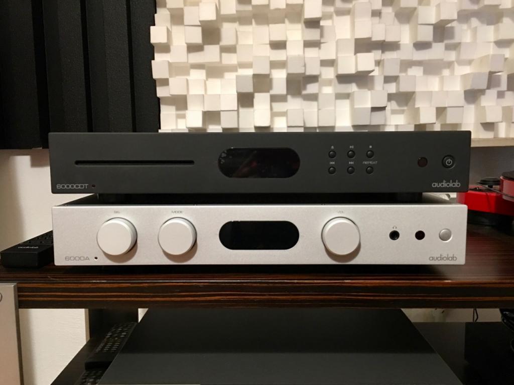 Audiolab 6000