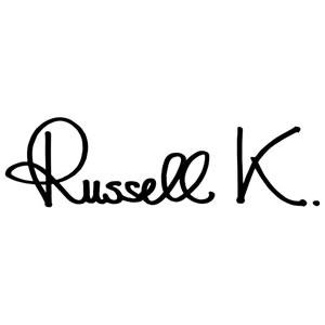 russel k logo