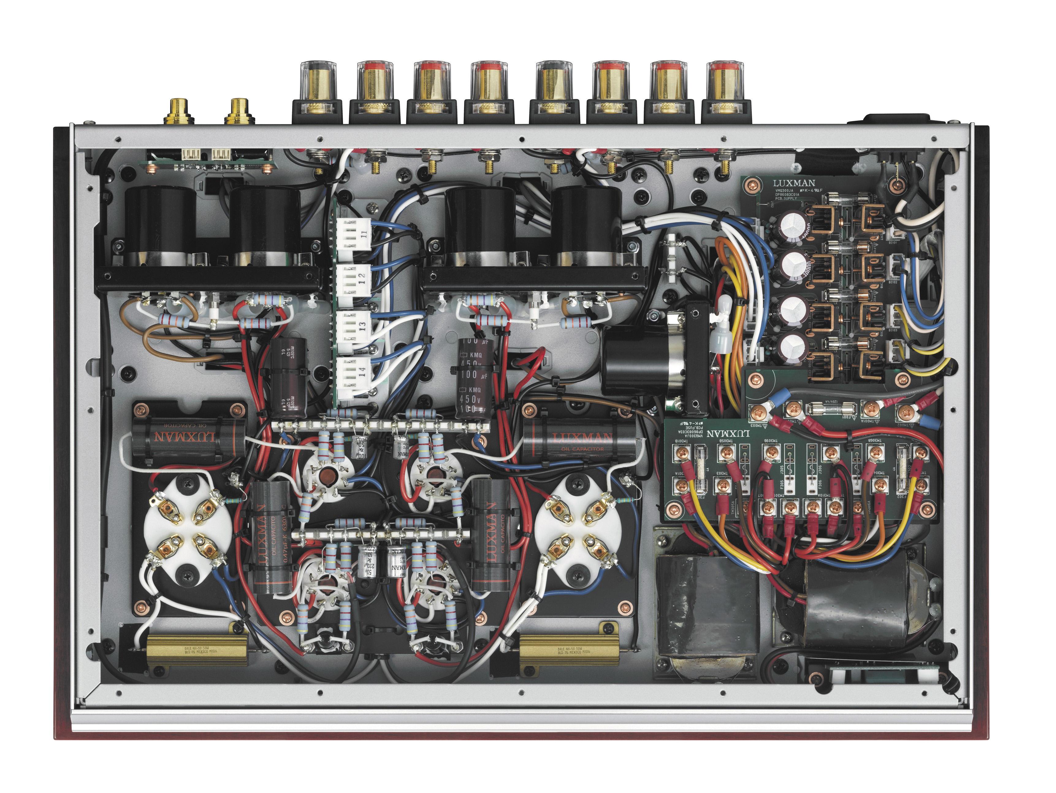 Luxman MQ-300