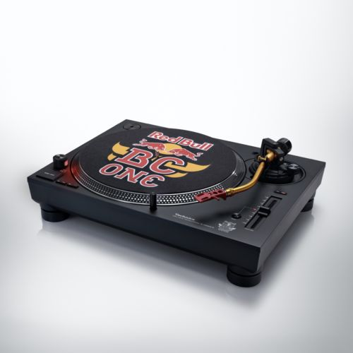 Giradischi Technics SL-1210 MK7 Red Bull BC One Limited Edition
