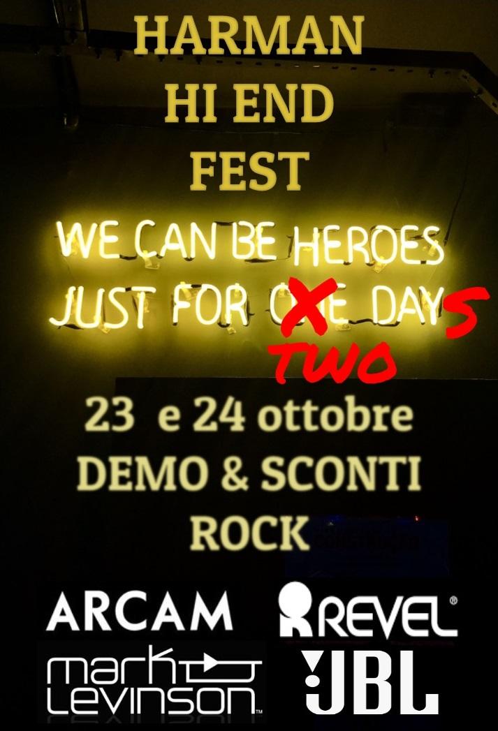 Harman Fest