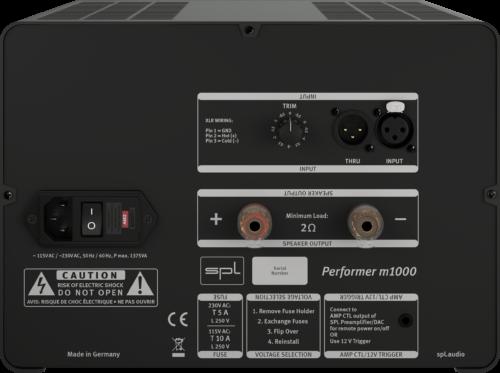 SPL Performer-m1000