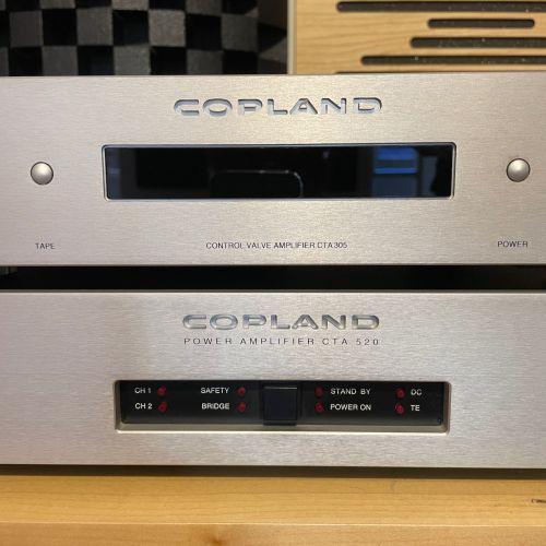 Copland CTA 305 + CTA 520